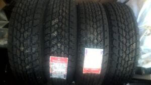 "Set of 4 New 13"" snow tires"