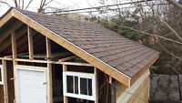 Flat Roofing And Smaller Shingle Repairs And Installs