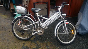 Strong 250 electric pedal bike
