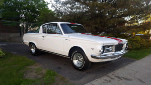 1965 Plymouth Barracuda Valiant