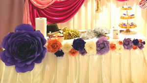 Customized Party Decor by SG Creations