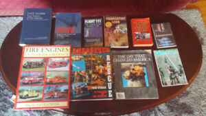 Collection of Firefighting Books