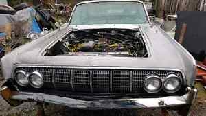 1964 Lincoln Continental Parts Car