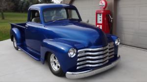 Recherche panneau (tail gate)de pick-up Chevrolet 1947-54