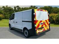2016 Vauxhall Vivaro Swb Diesel 2900 1.6CDTI BiTurbo 120PS ecoFLEX H1 Van Van Di