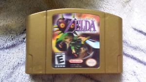 Legend of Zelda Majora's Mask (N64)