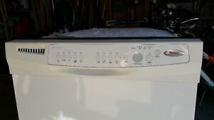 Whirlpool Gold white dishwasher for sale