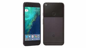 Google Pixel black - 32GB (factory unlocked)