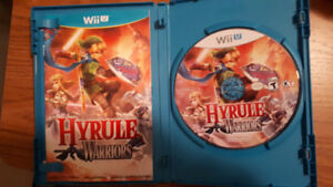 Hyrule Warriors (Wii U) *Very Good Condition*