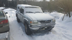 2001 Mazda B-Series Pickups Electric Camionnette