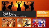 Desi Beats Bollywood Dance Class