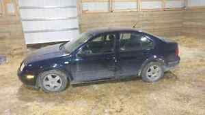 2002 VW Jetta great shape standard