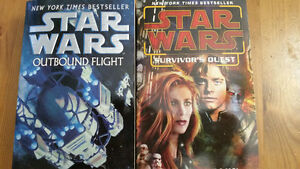 Star Wars novels bundle #2
