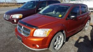 2007 Dodge Caliber CTV