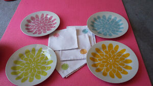 Coffee cups/Flower Plates