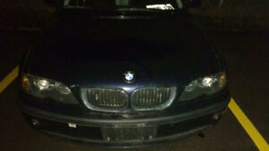 2004 BMW 3-Series 325xi Sedan - PART OUT