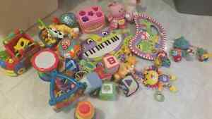Various baby toys-selling as a Lot-2 photos together