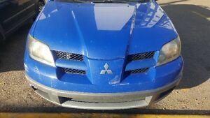 2003 Mitsubishi Outlander XLS SUV (Price Reduced)