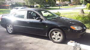 2001 Ford Taurus Black Other
