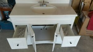 Large Bathroom Vanity For Sale