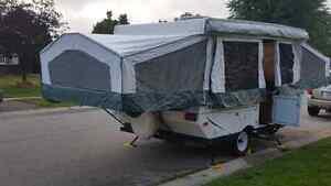 Rockwood 2316g tent trailer