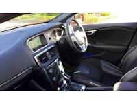 2016 Volvo V40 D2 (120) R DESIGN Nav Geartron Automatic Diesel Hatchback