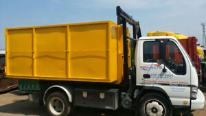 >> 14 YARD BINS FOR CONSTRUCTION WASTE OR HOME JUNK PLS CALL !!