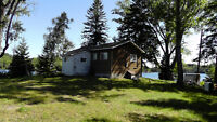 COTTAGE ON PRIVATE ISLAND, ONLY MINUTES FROM SUDBURY