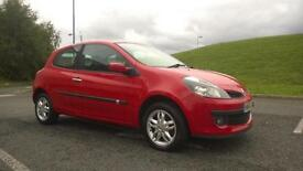 2006 56 RENAULT CLIO 1.5 DYNAMIQUE DCI, Red, Manual, Diesel,