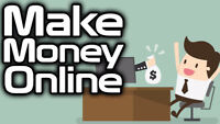 Earn extra money each week with your own online shop!