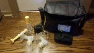 Double Electric Medela Breast Pump - used $60.00