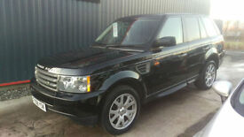 Land Rover Range Rover Sport 2.7TD V6 auto 2008MY S