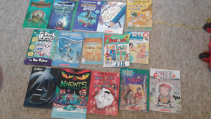 Misc books for sale youth or kids books