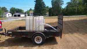 Wash trailer For Rent Kingston Kingston Area image 1