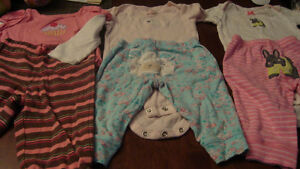 BABY GIRL CARTER OUTFITS - 6mos - $1.00/each Kitchener / Waterloo Kitchener Area image 1