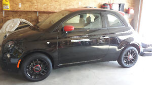 2015 Fiat 500 Coupe (2 door)