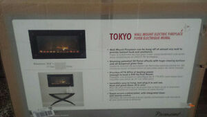 Tokyo Electric Fireplace