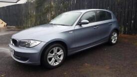 TOTALLY OUTSTANDING.JUNE 2007 BMW 116I SE 5 DOOR.z4.z3,x5,x3,x1,1,3,5,7,series,audi,tt,a3,a4,a6,q7,