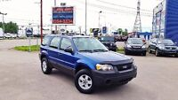 Ford Escape XLS 4 CYL. FWD  *40$/SEM* 2007