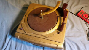 Old Turntable (for parts)
