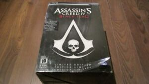 Assassin Creed Black Flag IV Limited Edition PS3 (Scellé)