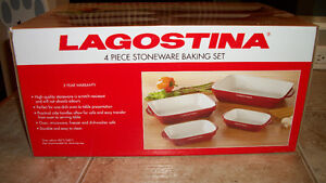lagostina baking set