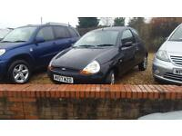 2007 Ford Ka 1.3 Zetec Climate VERY LOW MILE's @ 55K