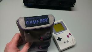 Gameboy with case and Tetris