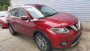 Lease take over 2015 Nissan Rogue,