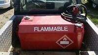 450 LITRES certified TIDY TANK BRAND NEW  ,,, MINT CONDITION