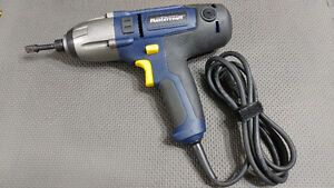 Clé à chocs / Impact wrench / Gun 120V 3.5A 3200RPM 4000BPM