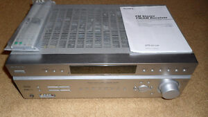 Sony Like New In The Box Surround Audio Receiver