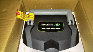 Lawnmower Battery