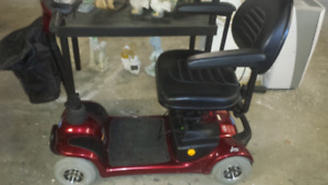 Lynx mobility/electric scooter